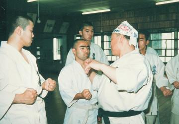 Kyokushin Shinsa